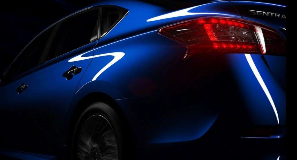Nissan Sentra teaser ufficiale