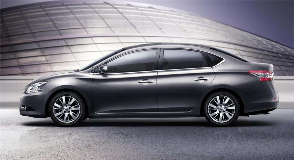Nissan Sylphy Concept - laterale