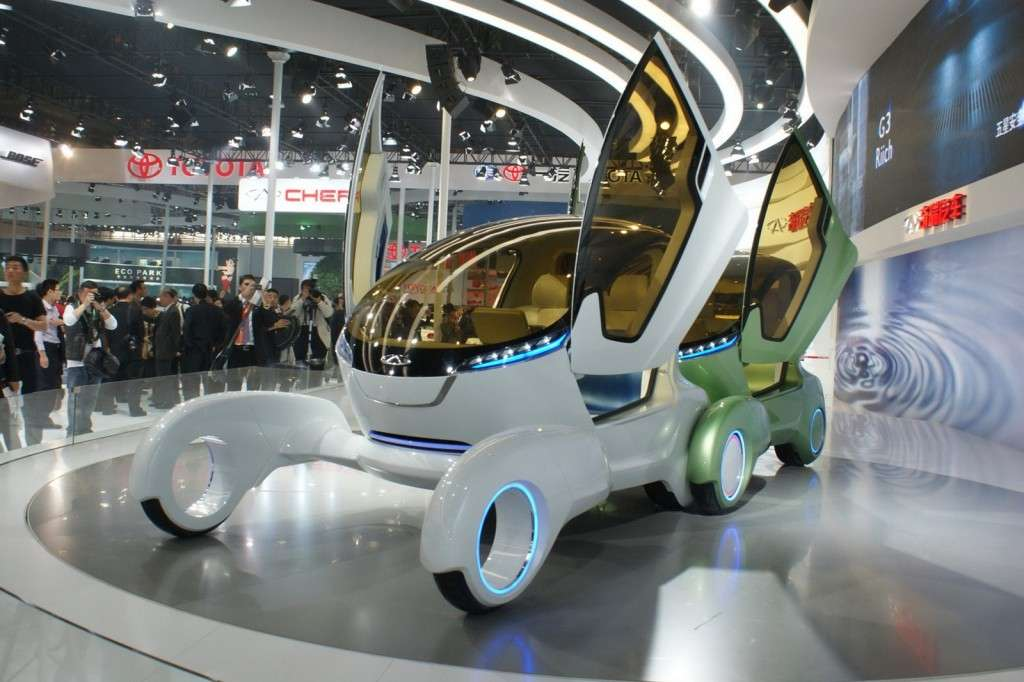 Chery @ANT concept muso