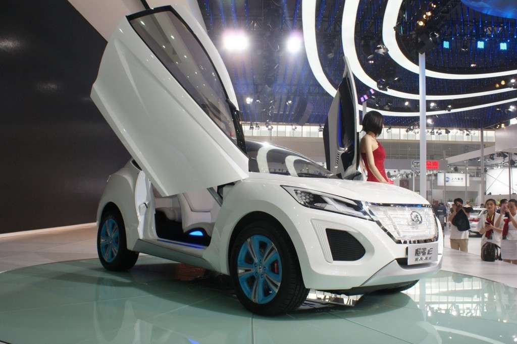 Great Wall Haval E