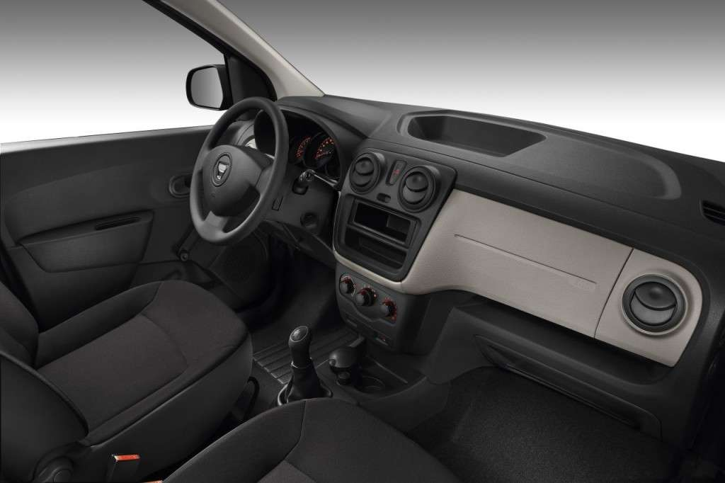 Dacia Lodgy interno