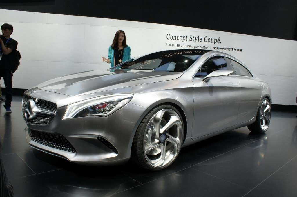 Mercedes-Benz Concept Style Coupe muso