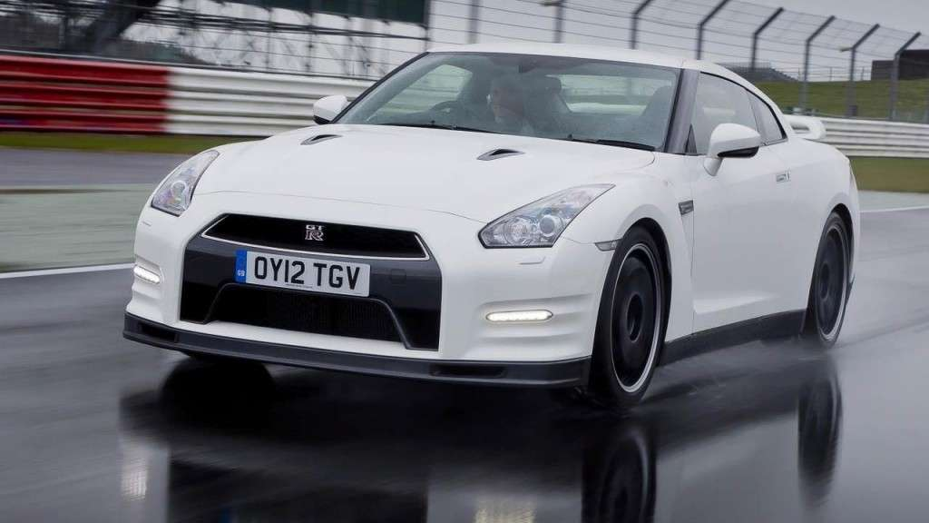 Nissan GT-R Track Pack muso