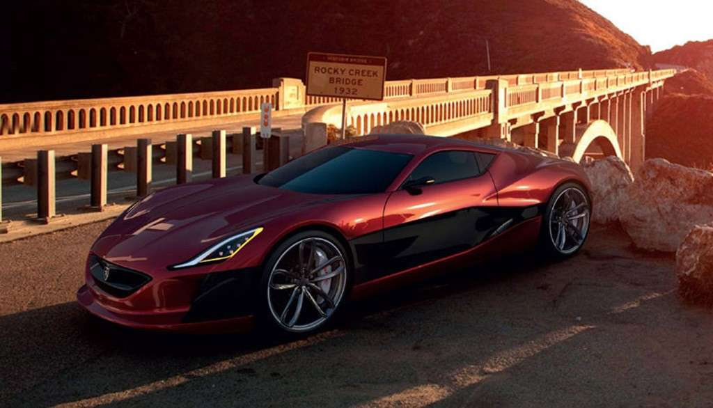 Rimac Concept One - laterale (2)