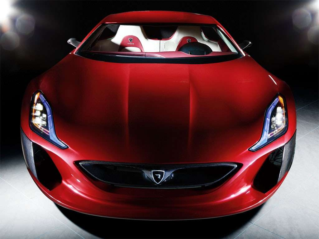 Rimac Concept One - frontale (6)