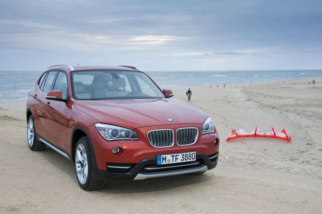 BMW X1 restyling - frontale (9)