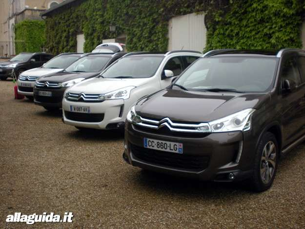 Citroen C4 Aircross, citroen