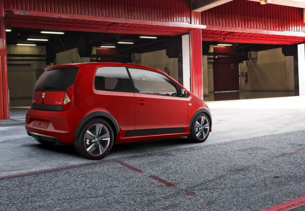 Seat Mii FR - laterale