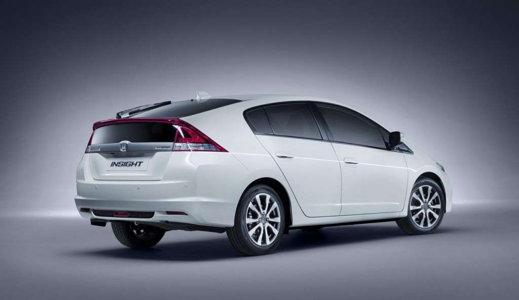 Honda Insight posteriore