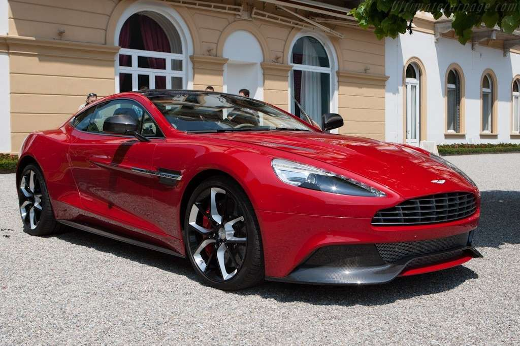 Aston Martin Project AM310 - frontale