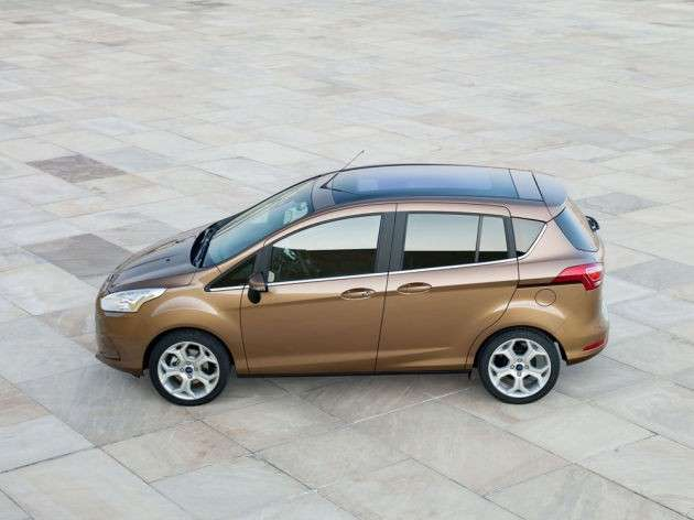 Ford B-Max - laterale (2)