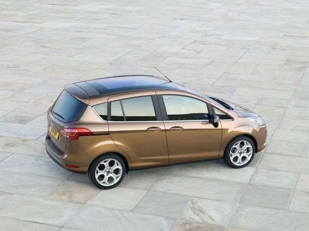 Ford B-Max - laterale (3)