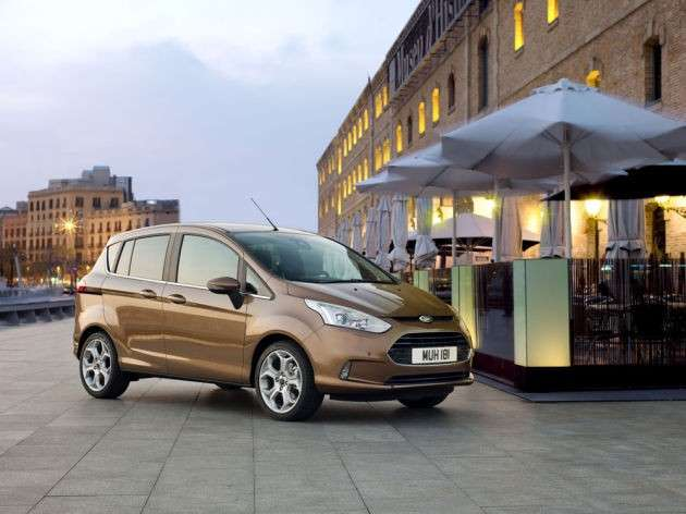 Ford B-Max - frontale (2)