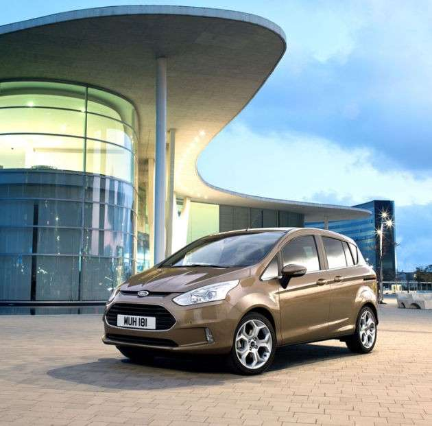 Ford B-Max - frontale (3)