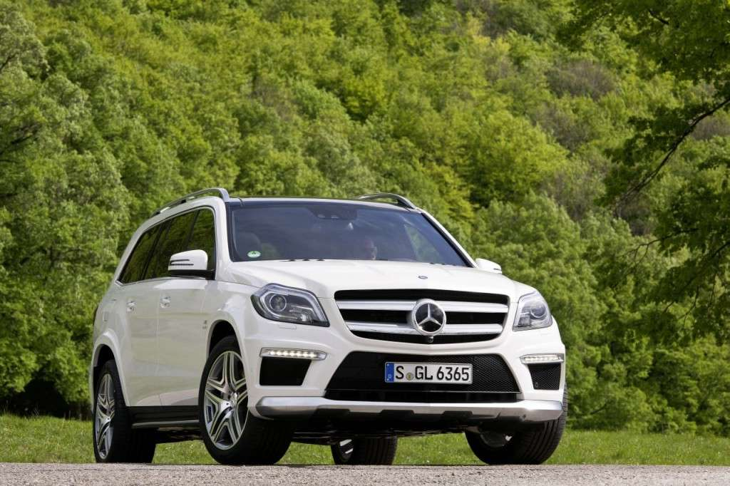 Mercedes GL63 AMG - frontale (2)