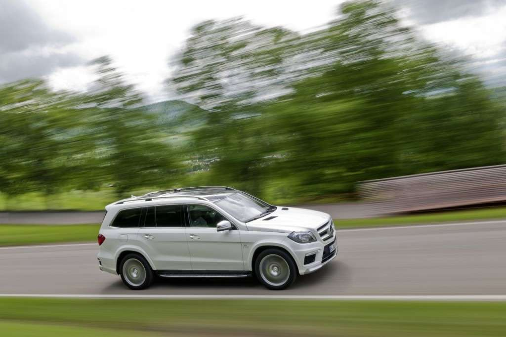Mercedes GL63 AMG - laterale (2)