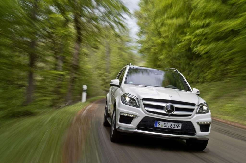 Mercedes GL63 AMG - frontale (3)