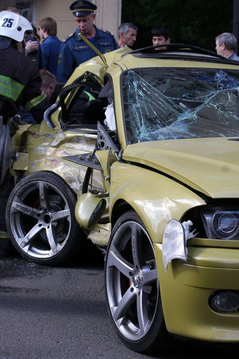 BMW M Club pericoloso incidente