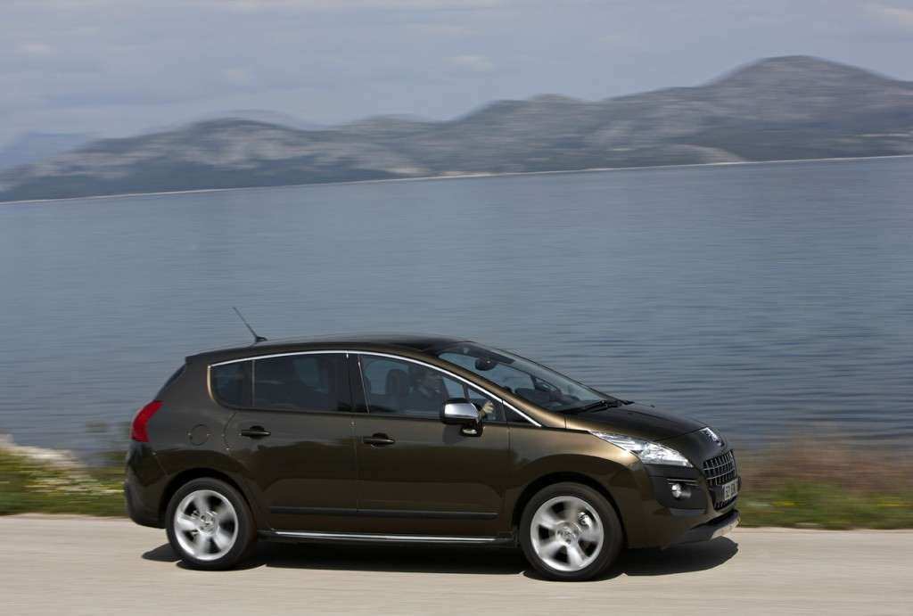 Peugeot 3008 Style laterale