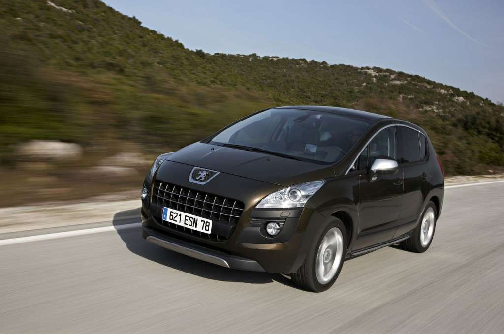 Peugeot 3008 Style muso (3)