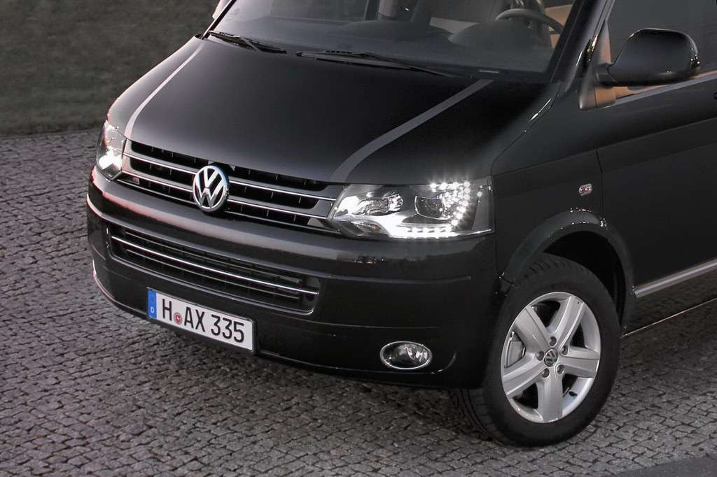 Volkswagen Caravelle Business muso (2)