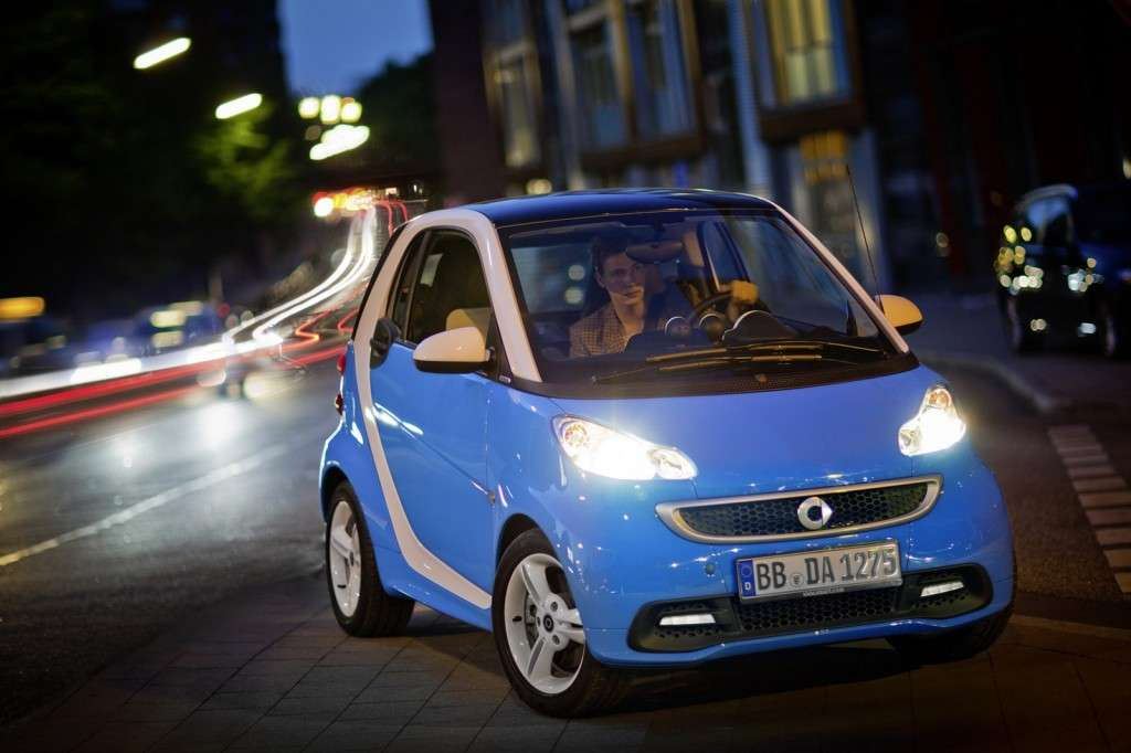 Smart Fortwo Edition Iceshine - frontale (3)