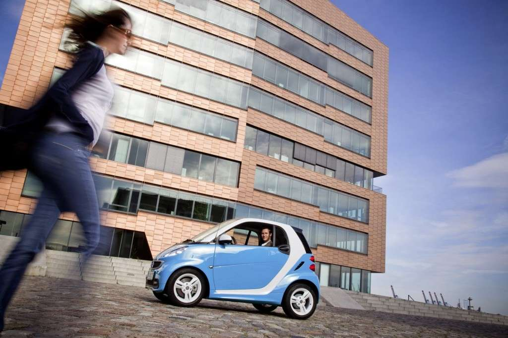 Smart Fortwo Edition Iceshine - laterale (2)