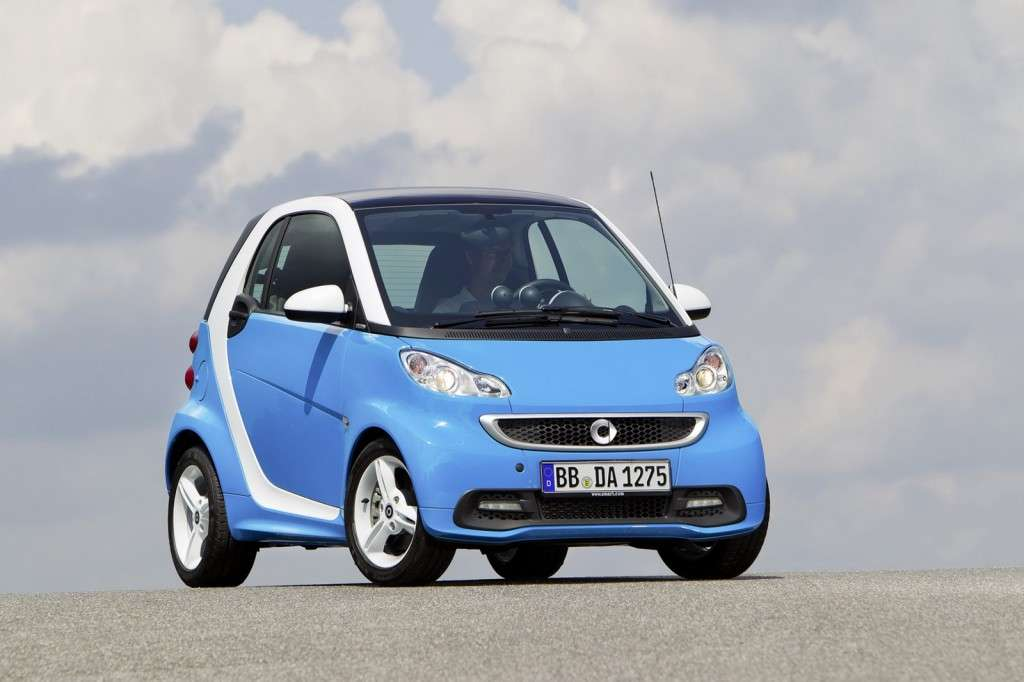 Smart Fortwo Edition Iceshine - frontale (4)