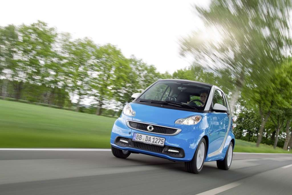 Smart Fortwo Edition Iceshine - frontale (5)