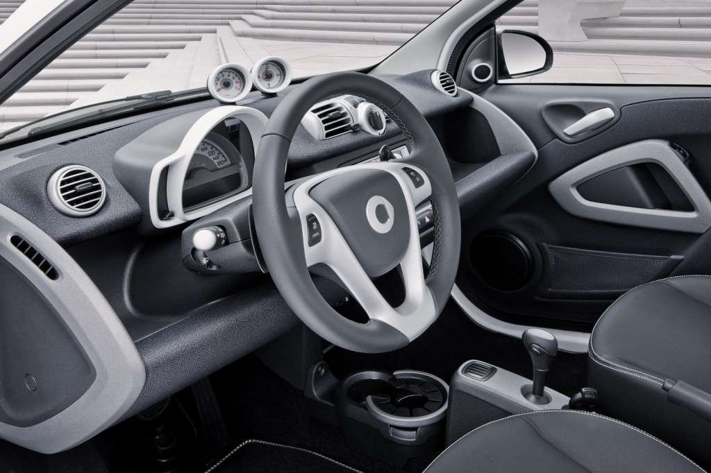Smart Fortwo Edition Iceshine - abitacolo