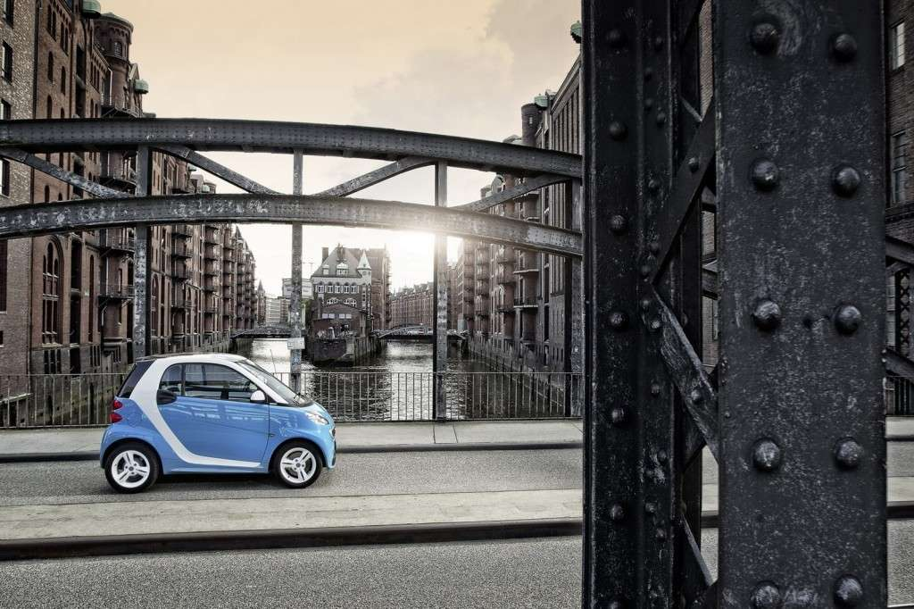 Smart Fortwo Edition Iceshine - laterale (3)