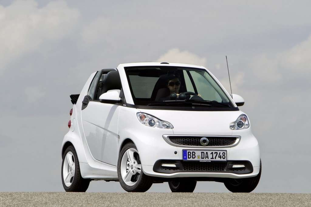 Smart Fortwo Edition Iceshine - frontale (6)