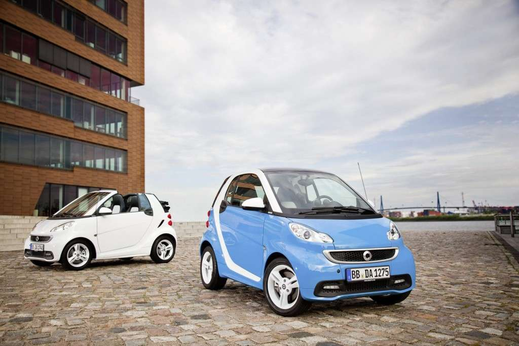 Smart Fortwo Edition Iceshine - coppia (2)