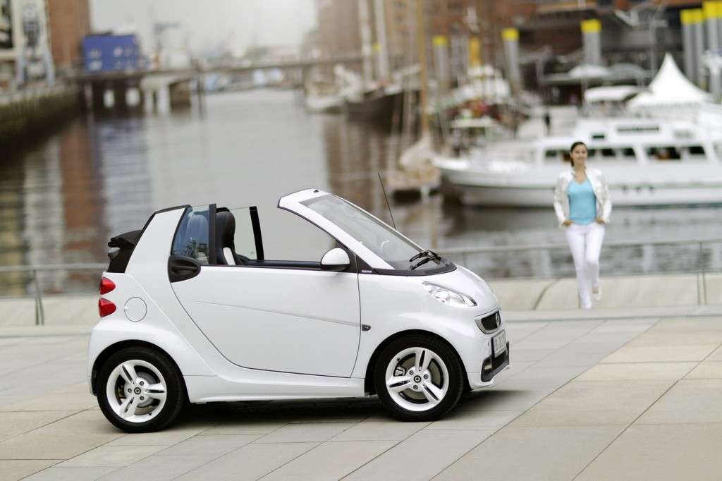 Smart Fortwo Edition Iceshine - laterale (4)