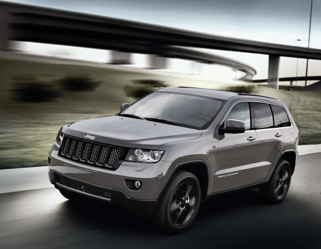 Jeep Grand Cherokee S Limited muso
