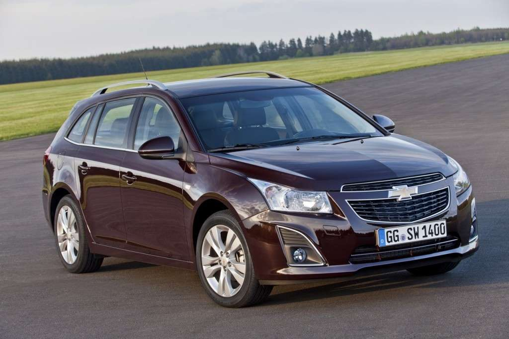 Chevrolet Cruze Station Wagon muso (2)