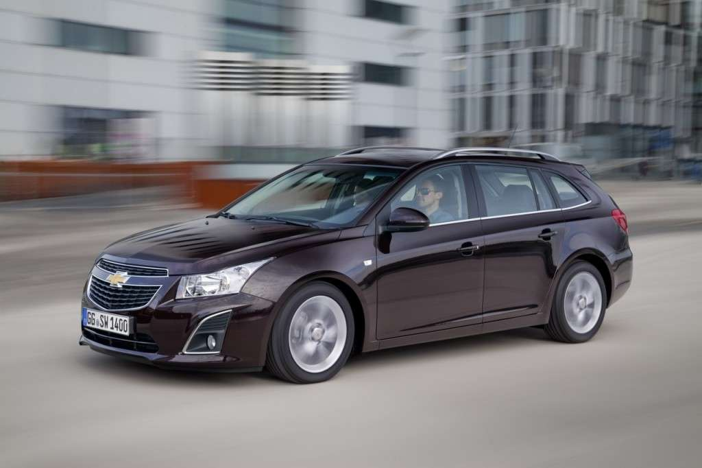 Chevrolet Cruze Station Wagon muso