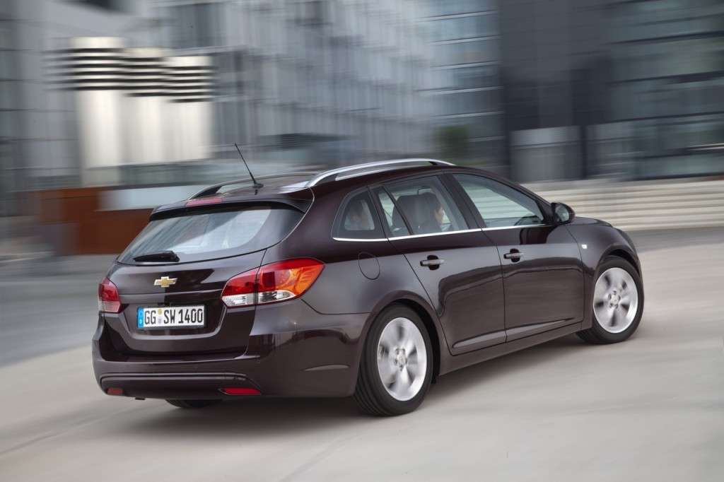 Chevrolet Cruze Station Wagon retro