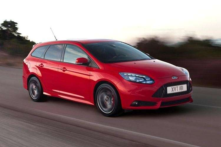 Ford Focus ST - 5