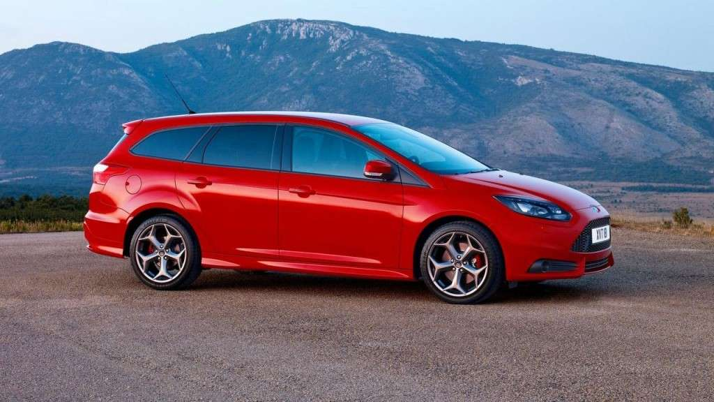 Ford Focus ST - 7