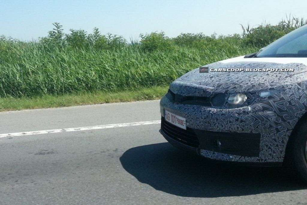 Renault Fluence 2013 frontale