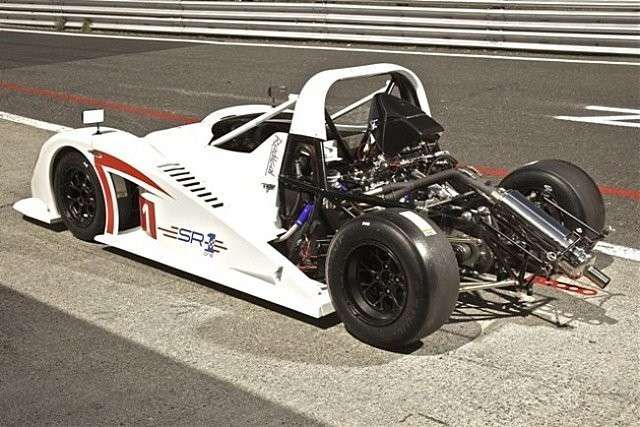 Radical SR1 - laterale posteriore