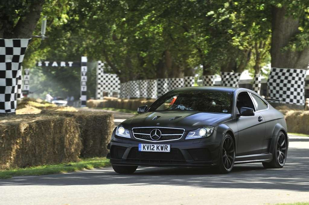Mercedes C63 AMG Black Series (3)