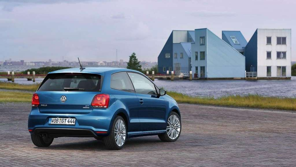 Volkswagen Polo BlueGT - posteriore (3)