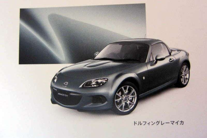 Mazda MX-5 2013 restyling frontale (2)