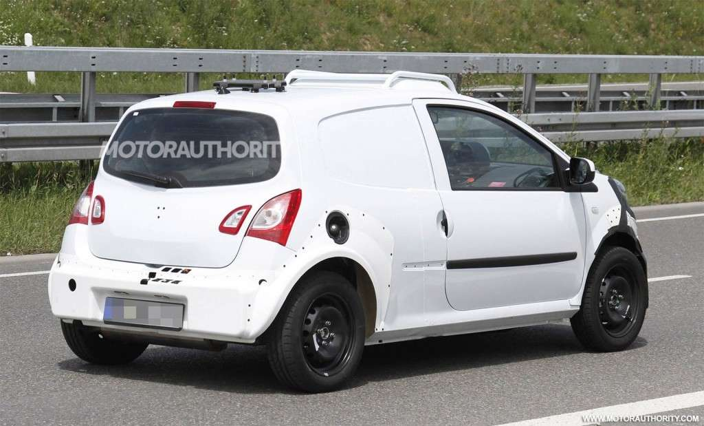 Smart ForFour 2015 muletto
