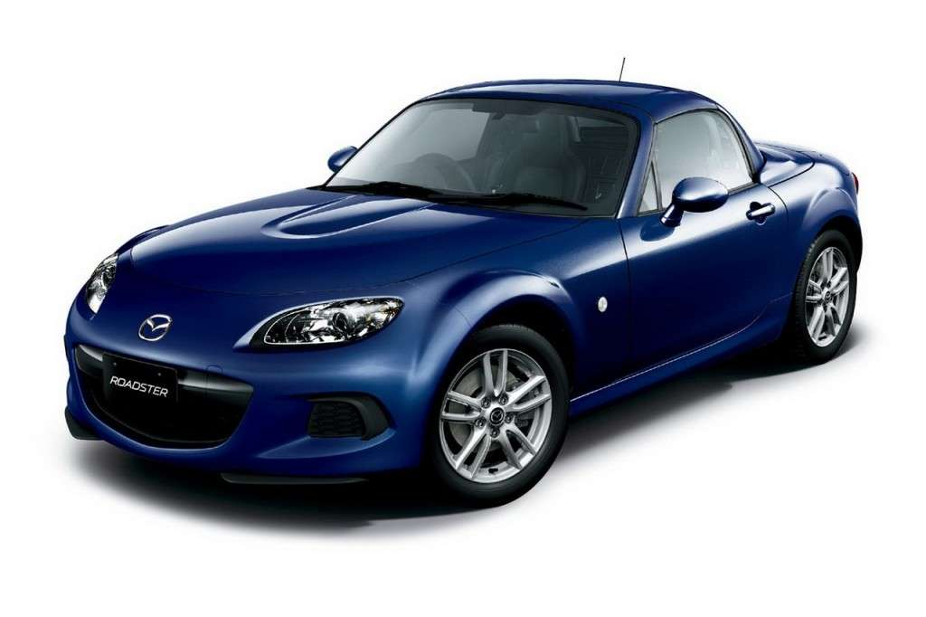 Mazda MX-5 MY 2013 facelift