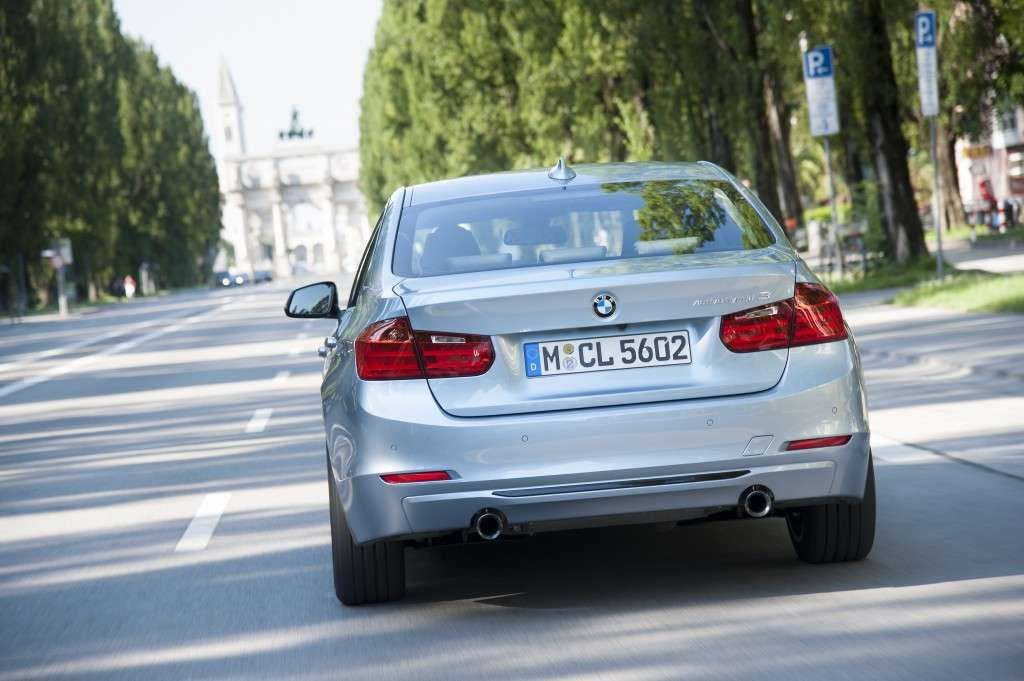 Bmw Active Hybrid 3, coda (2)