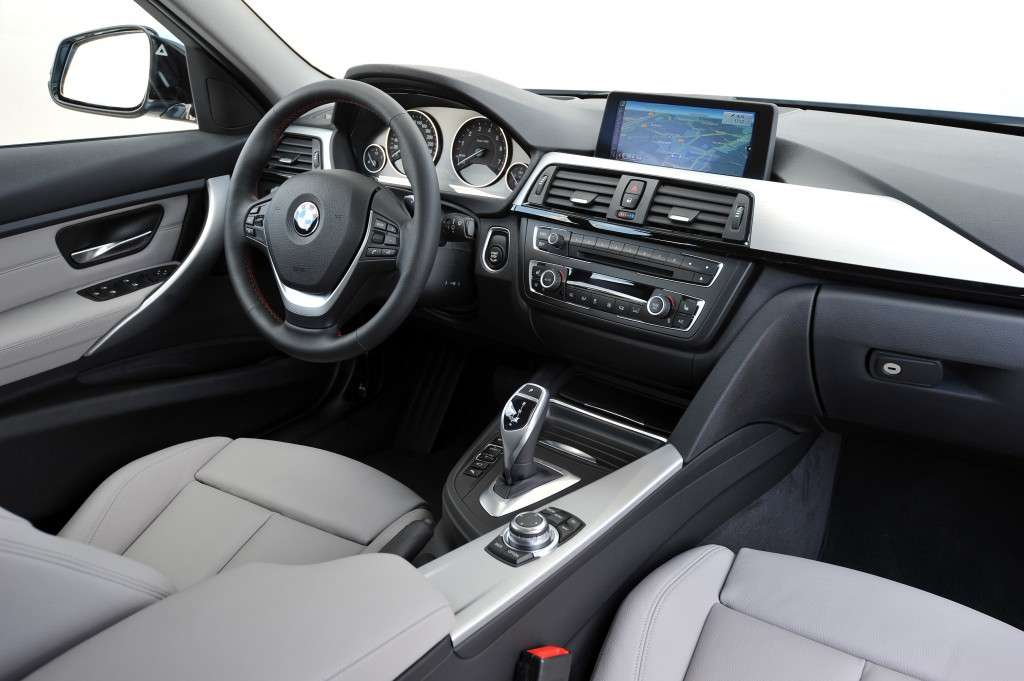 Bmw Active Hybrid 3, interni (2)