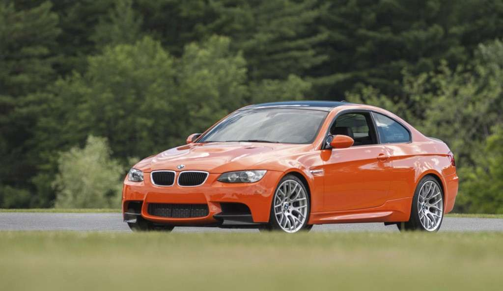 BMW M3 Lime Rock Park - frontale (2)